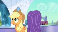 Applejack 'Comeon Twilight' S3E2