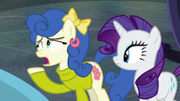 """Blueberry Curls """"you aren't trying to undercut"""" S8E4"""