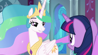 """Celestia """"always wished I could experience"""" S8E7"""