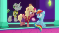 Line Pony -one of the last ponies ever- S8E5