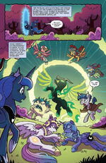 Nightmare Knights issue 1 page 3