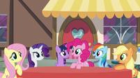 """Pinkie Pie """"me too!"""" S5E22"""