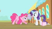 Pinkie Pie '...where I pick a card...' S4E08