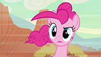 Pinkie Pie no words S2E14