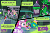 Power Ponies Go level 5 opening 2
