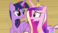 "Princess Cadance ""that doesn't even make sense"" S7E22"