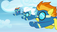 "Rainbow Dash ""I was born to make thunder!"" S7E7"
