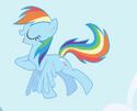 Rainbow Dash Cutie Mark Error cropped S01E01