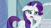 Rarity -can't bear to see Fluttershy cry- S5E5