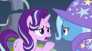 S07E17 Starlight mówi Trixie o swoich obawach