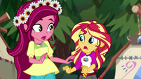 Sunset Shimmer --what did you say--- EG4