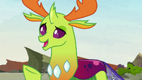 "Thorax ""you weren't a lost cause"" S7E17"
