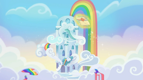 A letter comes to Rainbow Dash Rainbow Roadtrip.png