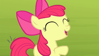 "Apple Bloom ""I can't believe"" S4E17"