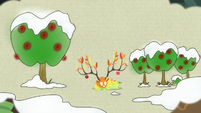 Great Seedling's blessing lasts through winter S9E10