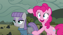 Pinkie Pie 'I've never seen her more excited' S4E18