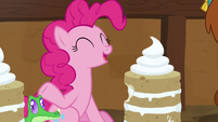 Pinkie Pie -perfect balance of vanilla extract- S7E11