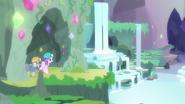 S07E04 Starlight i Maud wchodzą do niezwykłej krainy w jaskini