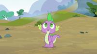Spike cute expression S3E9
