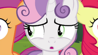 """Sweetie """"Uh-oh"""" S4E15"""