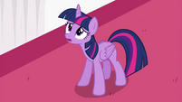 "Twilight Sparkle ""I came as quickly as I could!"" S4E25"