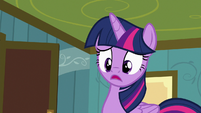 """Twilight Sparkle """"because I yelled at you"""" S7E3"""