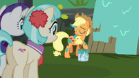 """Applejack """"I'm movin' as fast as I can"""" S5E16"""