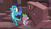 Ember --Besides, he doesn't even wanna compete-- S6E5