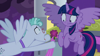 Feather Flatterfly appears before Twilight S9E17