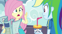 """Fluttershy """"I can't hear you"""" EGROF"""