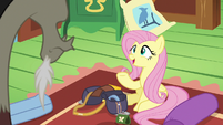 """Fluttershy """"you'd have fun with them"""" S6E17"""