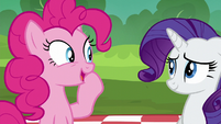 """Pinkie """"we always sing the Pie Sisters' Surprise Swap Day Song"""" S6E3"""