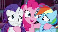 "Pinkie Pie ""I put it in Tartarus"" S8E26"