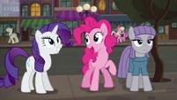 Pinkie Pie --this might be my favorite-- S6E3