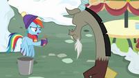 "Rainbow Dash ""I tried asking her"" MLPBGE"