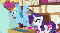 """Rainbow Dash """"how about if I ask"""" S8E18"""