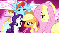 """Rarity """"what could've given us all the same nightmare?"""" S5E13"""