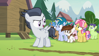 Rumble -where we can enjoy being blank flanks- S7E21