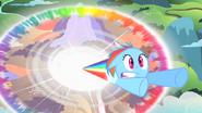S01E23 Pierwsze Ponaddźwiękowe bum Rainbow