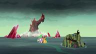 S06E05 Spike pomaga tonącemu smokowi