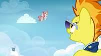 """Spitfire """"you call that cloud-busting?!"""" S6E24"""