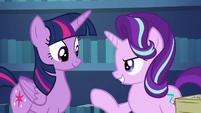 """Starlight """"Throne room! Got it!"""" S6E1"""
