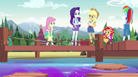 """Sunset Shimmer """"maybe we can still fix this"""" EG4"""