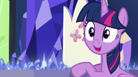 """Twilight """"I could send her to the Crystal Empire"""" S7E1"""