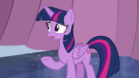 """Twilight """"There must be a spell that can restore the Crystal Heart!"""" S6E2"""