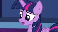 "Twilight Sparkle ""I understand how you feel"" S7E20"