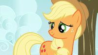 """Applejack """"that's what friends do for each other"""" S03E09"""