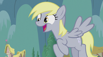 Derpy eager to help out S5E9