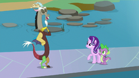 """Discord """"to fill in for Twilight"""" S8E15"""