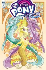 Legends of Magic issue 7 cover A